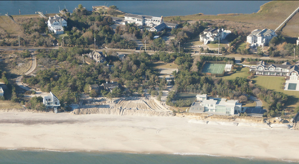 Quogue Trustee Village Voice with Update on Beach Nourishment