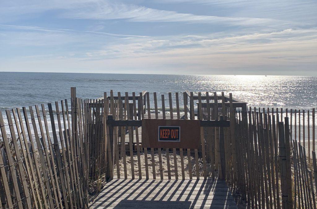 Quogue Village Voice Letter re: Public Access to beach